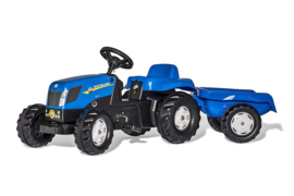 Traptractor New Holland T7040 Junior
