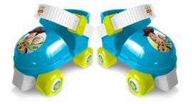 Verstelbare Rolschaatsen Disney Toy Story 4 + beschermers