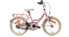 "Meisjesfiets 18"" BKF ""Lots of Love"" pink"