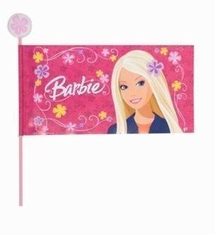 """Veiligheidsvlag """"Barbie"""""""