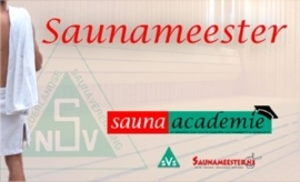 Saunameester E-learning voorinschrijving