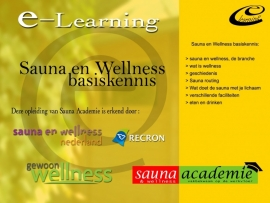 Sauna en Wellness basiskennis E-learning