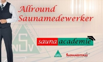 Allround Saunamedewerker 3 en 17 december 2016