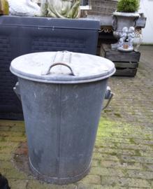 Zinken vuilnisemmer s'Gravenhage