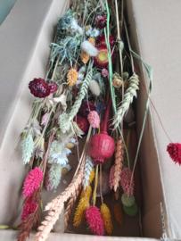 Droogbloemen DIY BOX