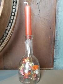 Droogbloemen in fles 6