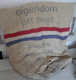 Oude PTT postzak VERKOCHT