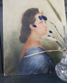 Oud portret