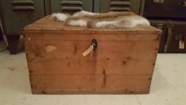 Brocante oude kist