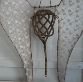 Oude mattenklopper VERKOCHT