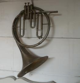 Oude trompet VERKOCHT