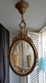 Oude lamp