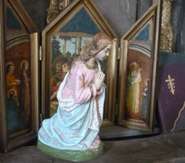 Maria beeldje VERKOCHT