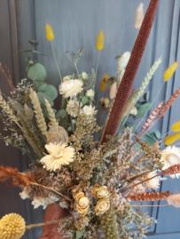Droogbloemen boeket Guusje