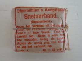 Utermöhlen steriel snelverband VERKOCHT