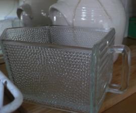 Weck glas lade