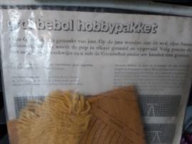 Grobbebol hobbypakket