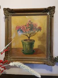 Vintage schilderij