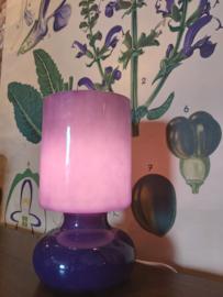 Vintage Ikea mushroom lampje Lykta