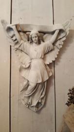 Betonnen engel
