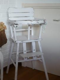 Brocante Kinderstoel