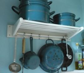 Keukenrek klein VERKOCHT
