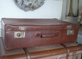 Oude koffer VERKOCHT