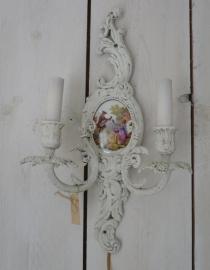 Brocante lampje