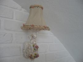 Brocante wandlampje VERKOCHT