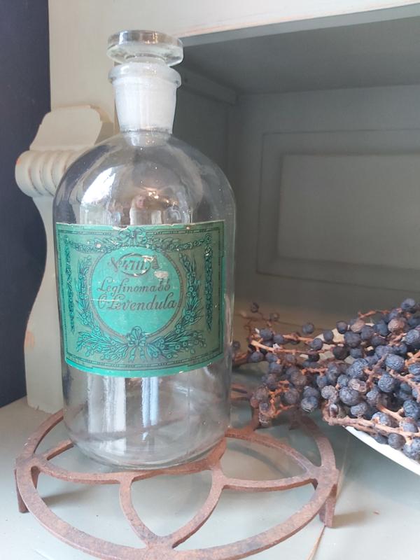 Oude Eau de cologne fles 4711
