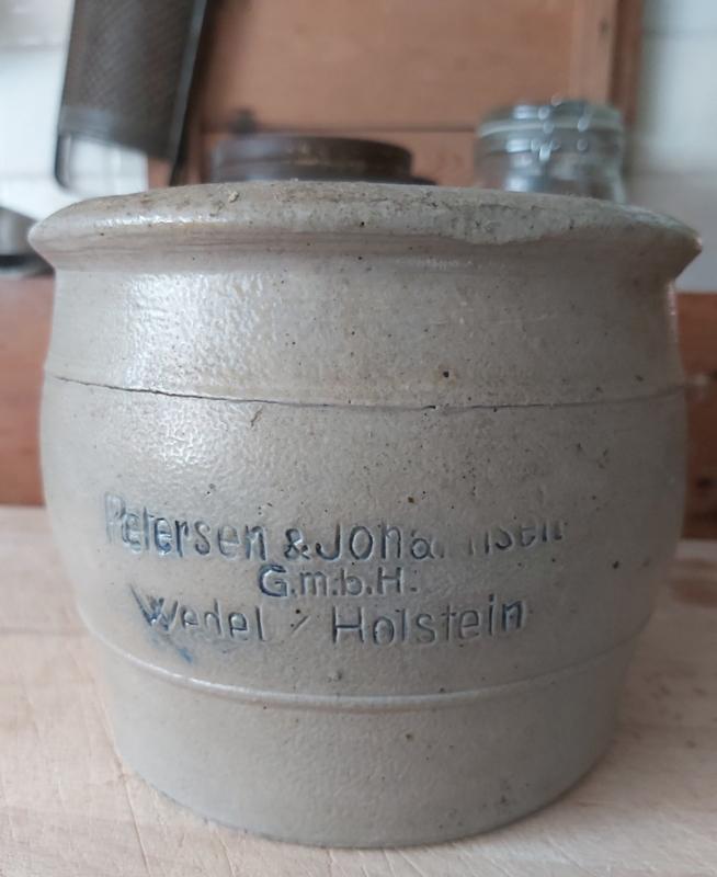 Keulse Margarine pot