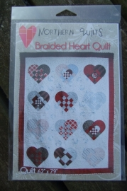 Braided Heart Quilt