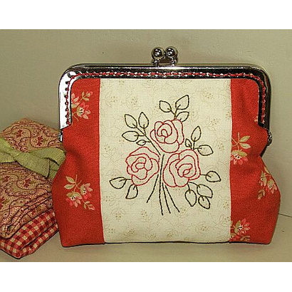 Blooming Roses Purse