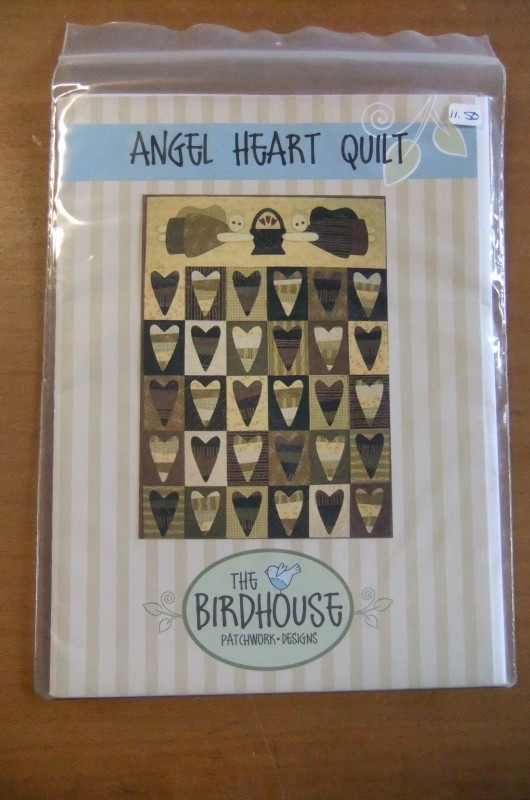 Angel Heart Quilt