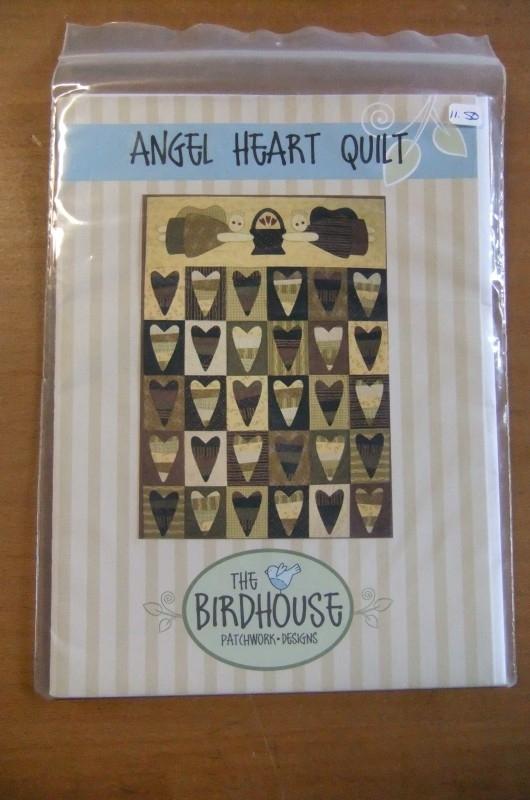 Angel Heart Quilt