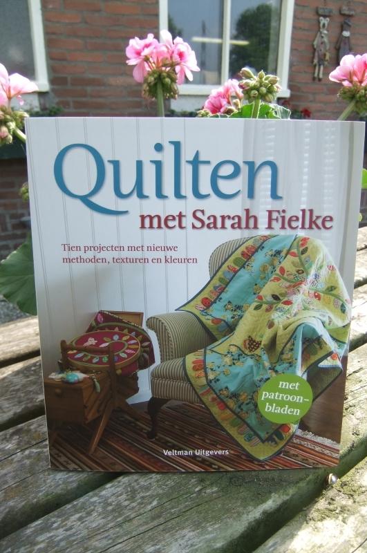 Quilten met Sarah Fielke.