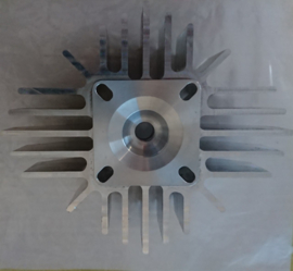 CIL KOP 47,6 MM FULL CNC MACHINED ( OP BESTELLING )