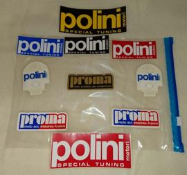 STICKSET PROMA-POLINI