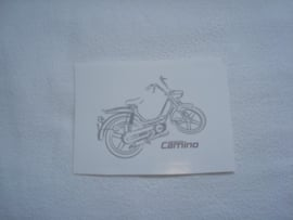STICKER HONDA CAMINO