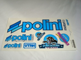 STICKER VEL POLINI