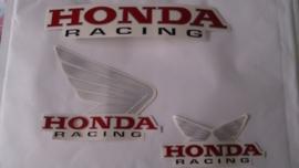 HONDA RACING STICK SET