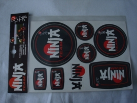 STICKER KIT NINJA