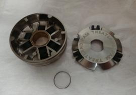 VARIO TJT + ROL SET + PLAAT SPECIAAL CNC + SPACER