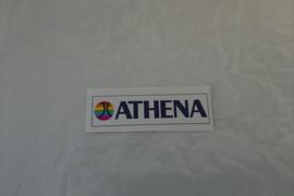 STICKERTJE ATHENA 1 OP 1 ( NIET TRANSPARANT )