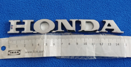 HONDA EMBLEEM 15CM CHROOM ( 26-3 )