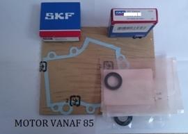 MOTOR REVISIE SET MOTOR VANAF 85