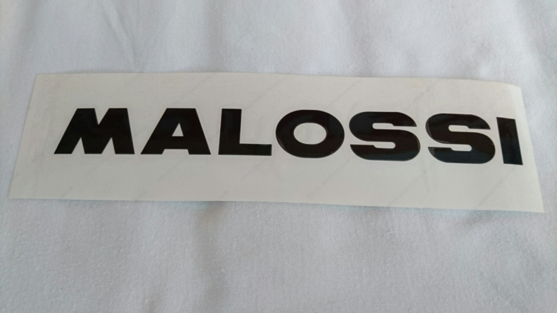 STICK MALOSSI GROOT ZWART