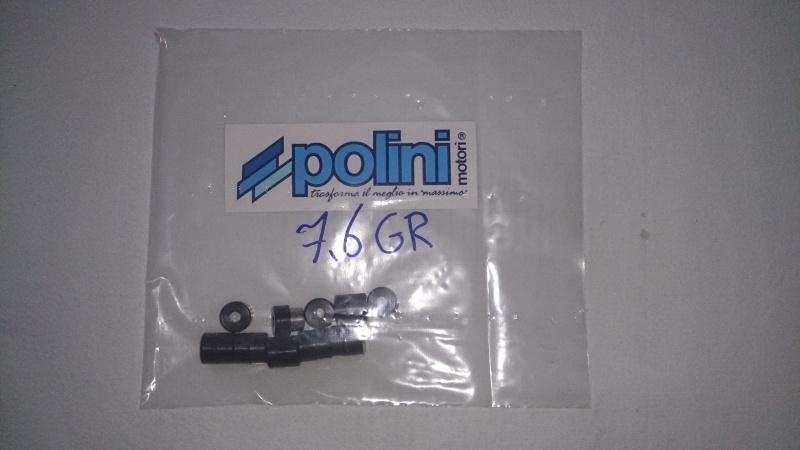 ROLSET POLINI 14X14 ( 7,6 GR )
