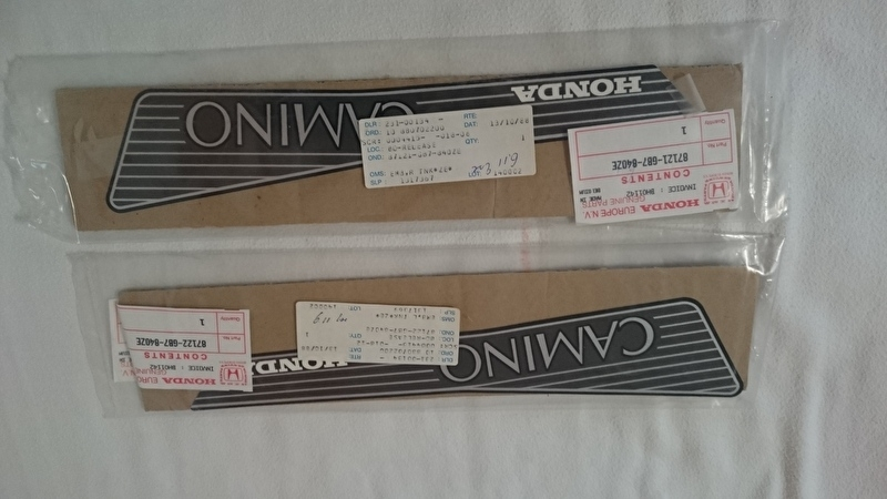 STICK SET TANK+ORI HONDA PLASTIEK ETC