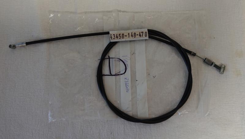 ACHT REM KABEL ORI HONDA ( D14 + D4 )